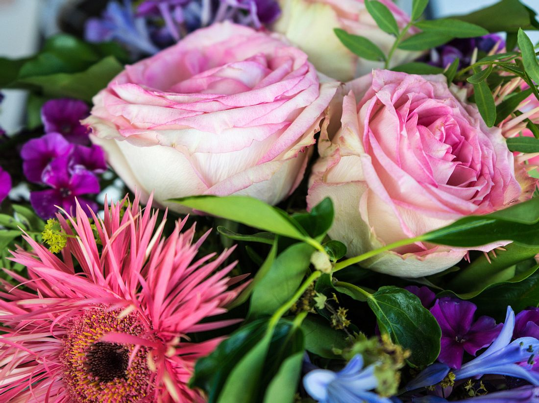 Verstorbener Vater schickt Tochter jahrelang Blumen
