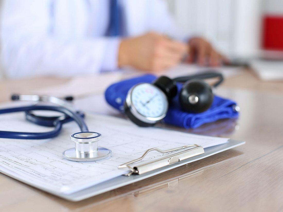 Blutdruck-Schwankungen erkennen