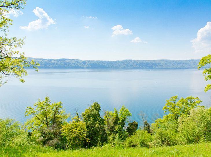 So schön ist der Frühling am Bodensee