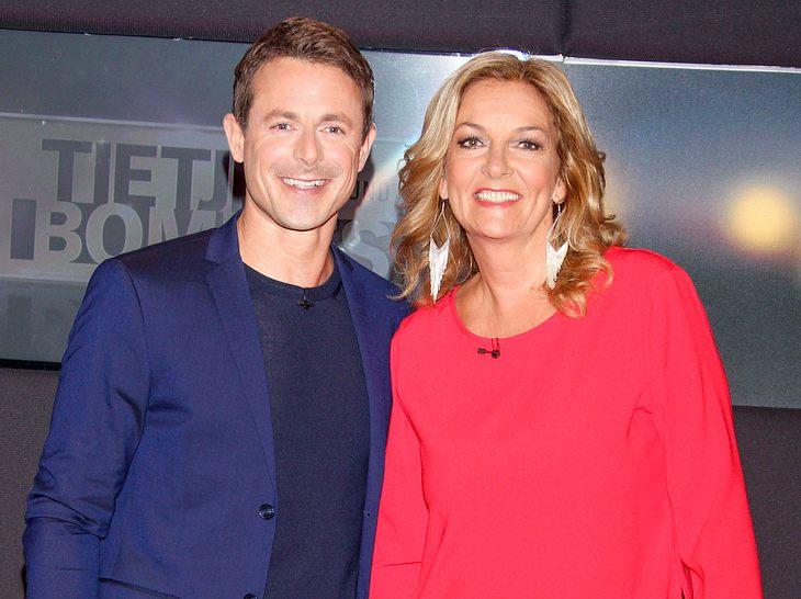 Alexander Bommes und Bettina Tietjen