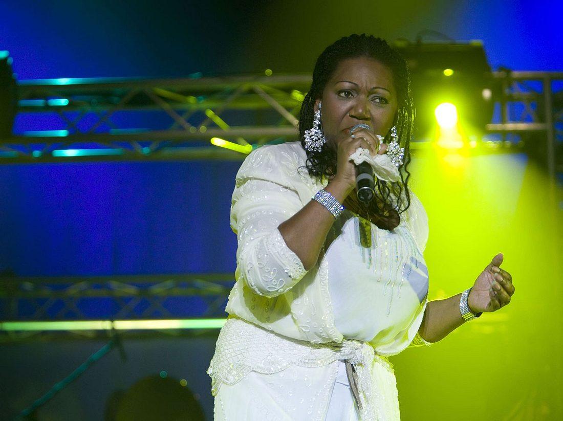 Boney M.-Stimme Liz Mitchell war wieder im Studio