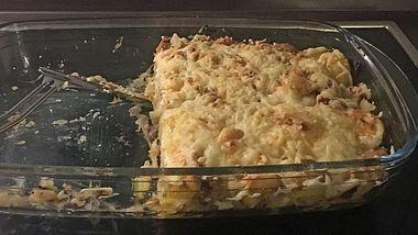 Bratkartoffel-Sauerkraut-Auflauf - Foto: liebenswert
