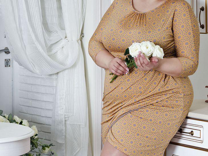 Brautmutterkleider für Mollige.