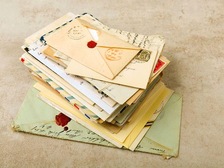 Bekanntschaft briefe