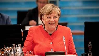 Bundeskanzlerin Angela Merkel: Das ist ihr Ehegeheimnis