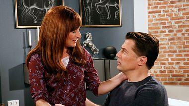 Werden Carla und Gregor ein Paar?