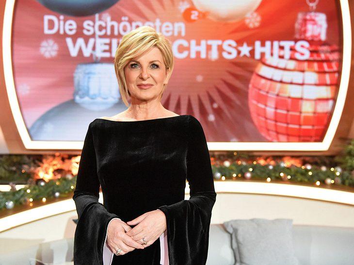 Die schönsten Weihnachts-Hits mit Carmen Nebel im ZDF hat wieder einige Stars zu bieten.