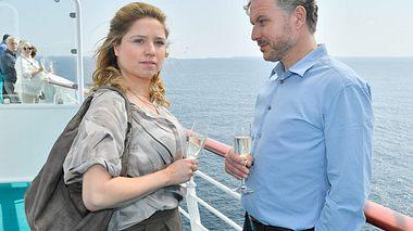 Caroline Frier und Dirk Borchardt im Interview