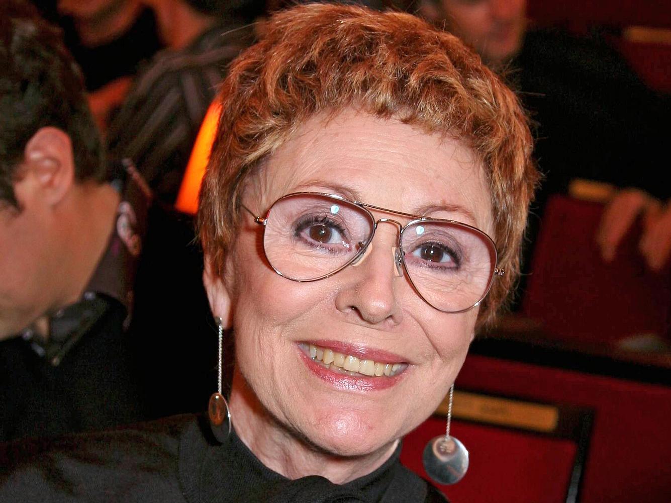Caterina Valente im Jahr 2006.
