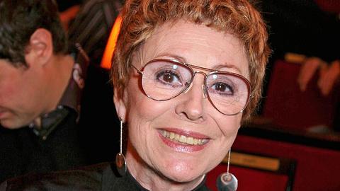 Caterina Valente im Jahr 2006. - Foto: imago images / SKATA