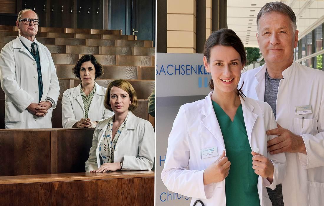 'Charité' Staffel 3 und 'In aller Freundschaft'