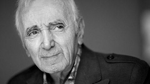 Charles Aznavour ist verstorben