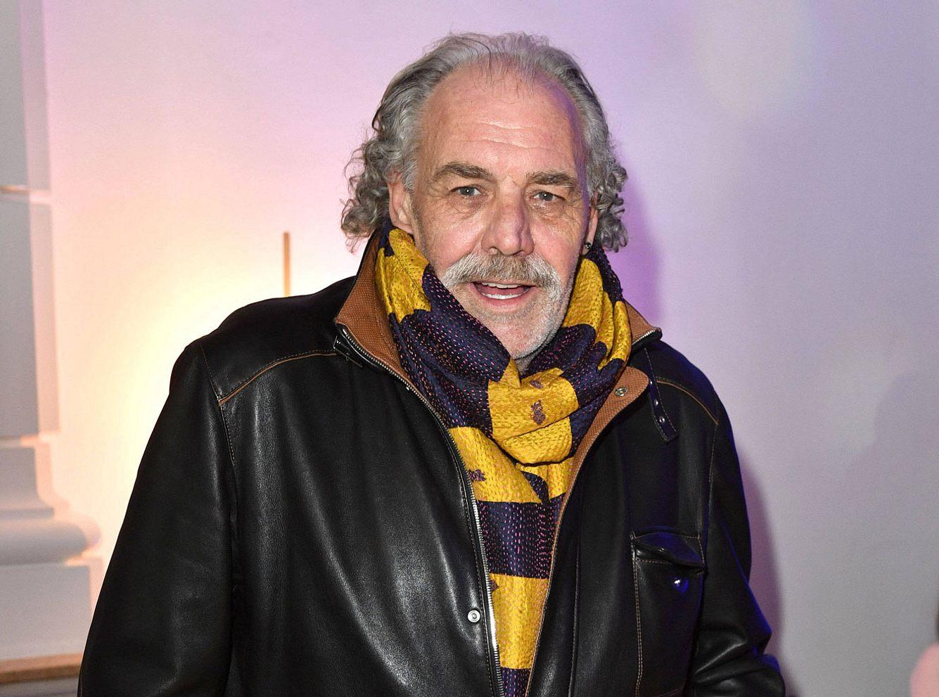Schauspieler Christian Kohlund.