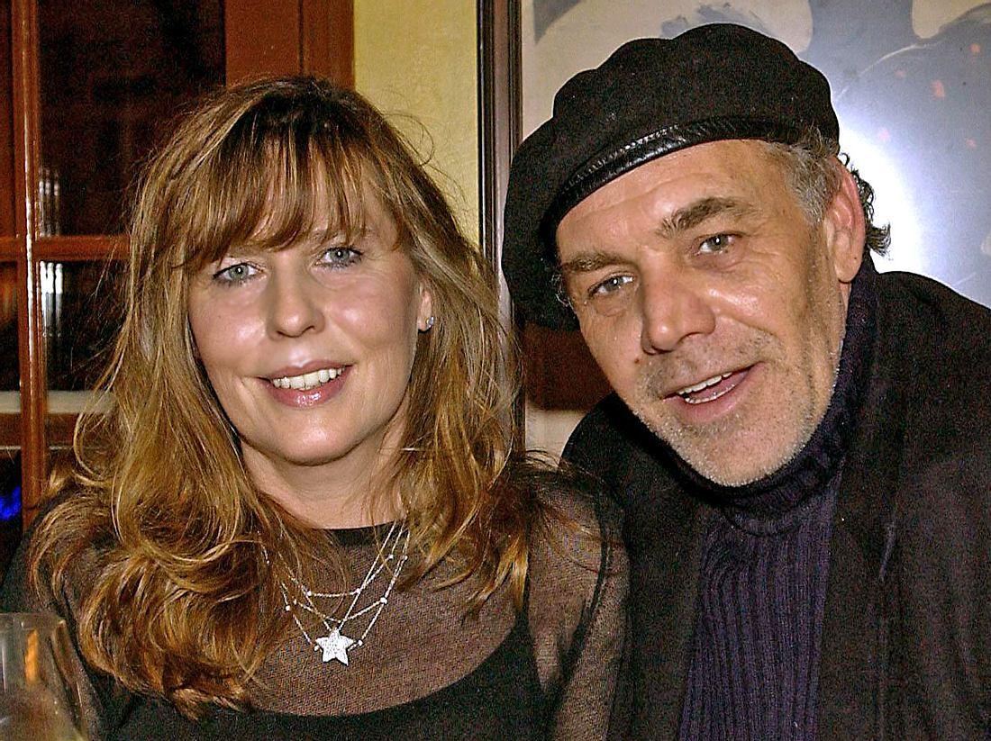 Schauspieler Christian Kohlund liebt seine Ehefrau Elke über alles.
