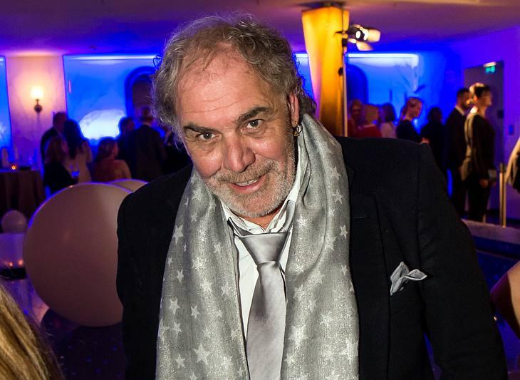 Schauspieler Christian Kohlund bei einer Veranstaltung der ARD im Jahr 2016.