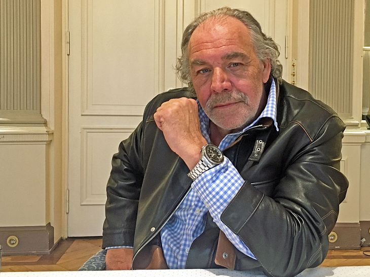 Christian Kohlund im Gespräch mit Liebenswert.