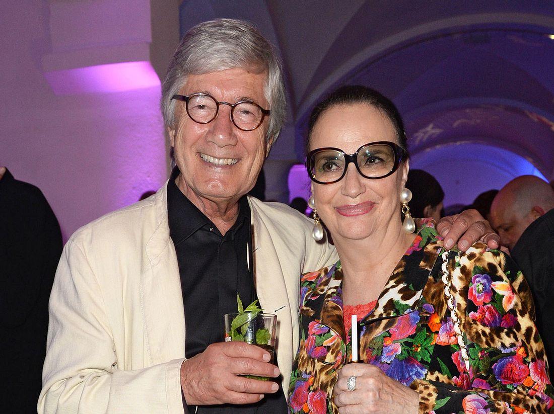 Chrisian Wolff und Ehefrau Marina Handloser