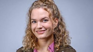 Christina Arends spielt bei Sturm der Liebe die Maja von Thalheim. - Foto: ARD/Christof Arnold