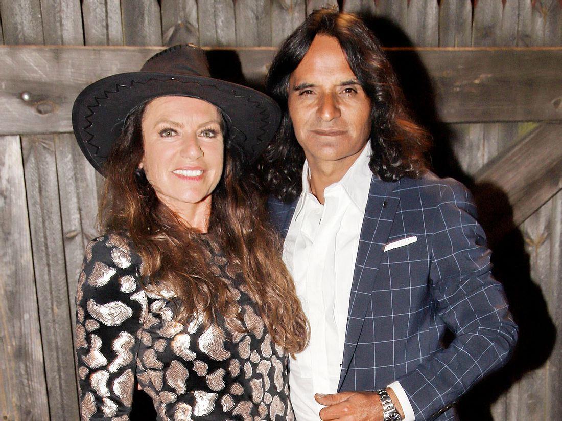 Christine Neubauer und José