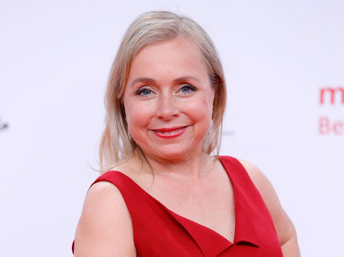 Christine Urspruch, der Star aus 'Dr. Klein'
