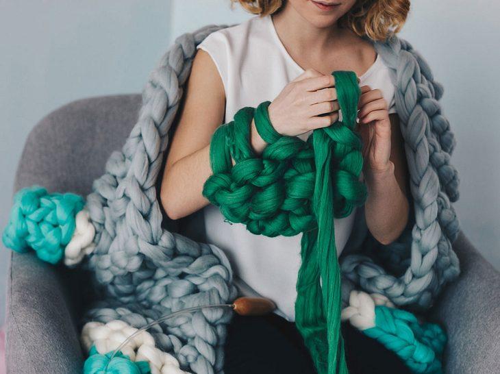 Chunky Knit ist das perfekte Weihnachtsgeschenk für Töchter und Enkeltöchter!