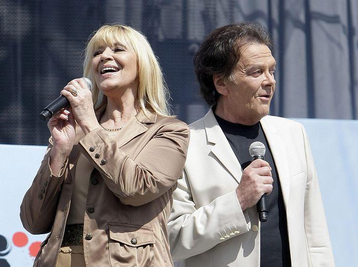 Cindy Berger und Norbert Berger waren einst verheiratet.