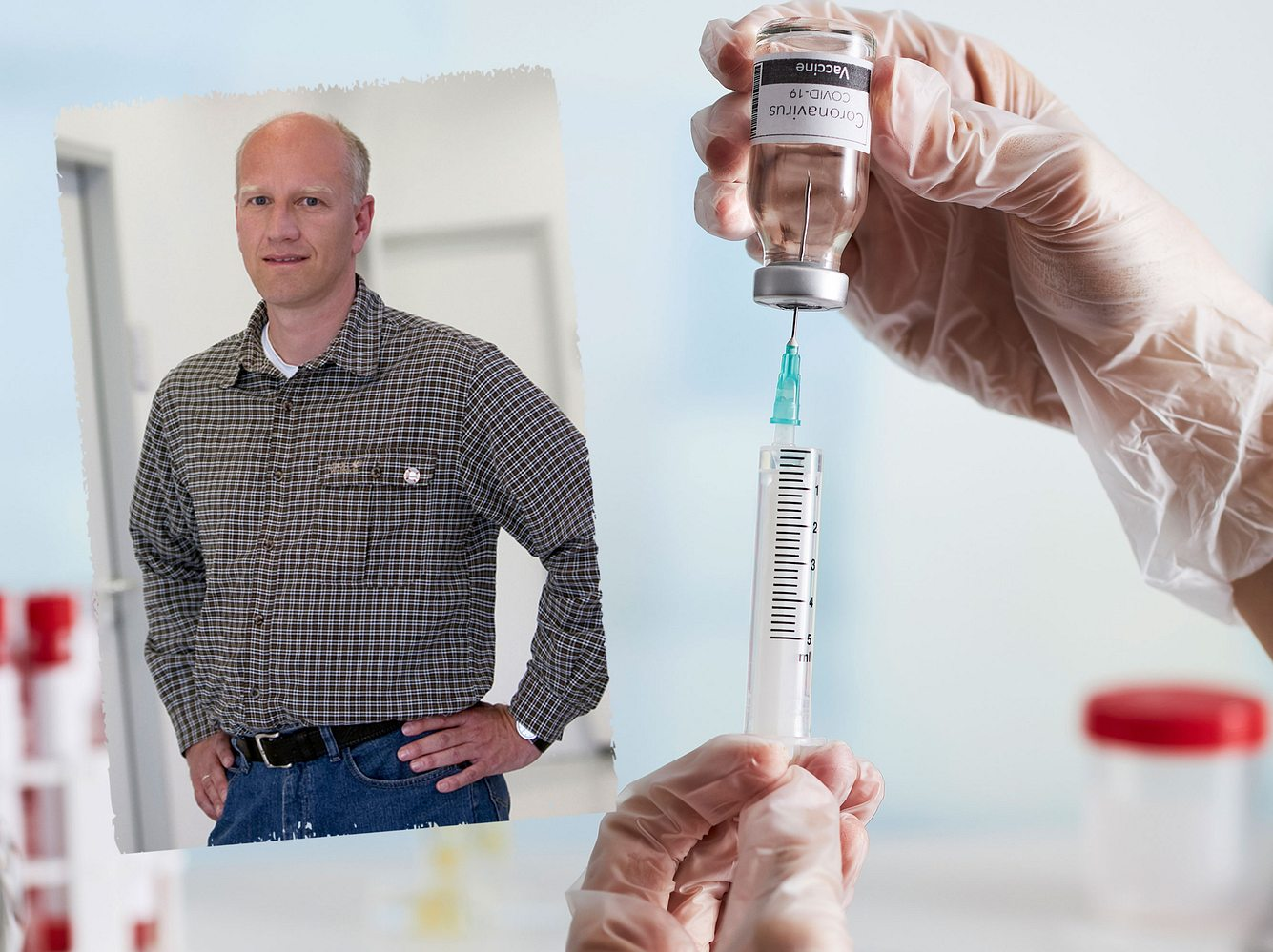 Im Interview mit Liebenswert hat Prof. Ulf Dittmer uns wichtige Fragen zum Corona-Impfstoff beantwortet.