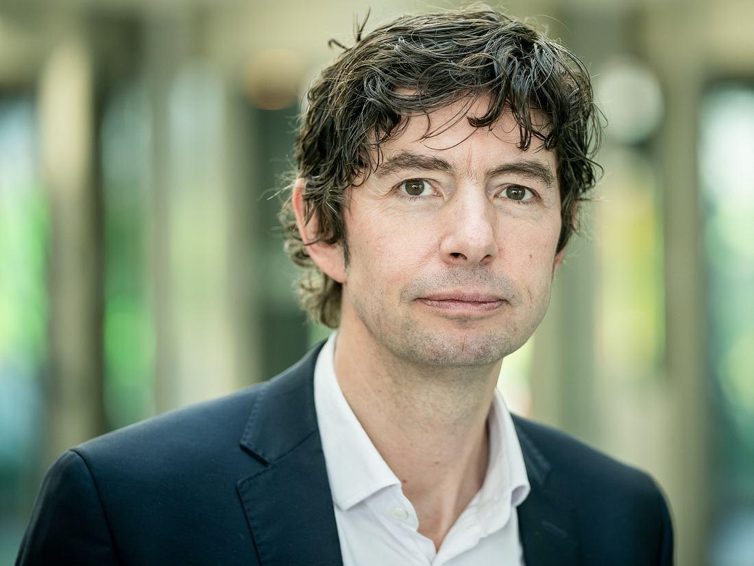 Virologe Christian Dorsten.