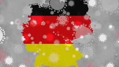 Corona-Risikogebiete in Deutschland.  - Foto: yorkfoto /iStock