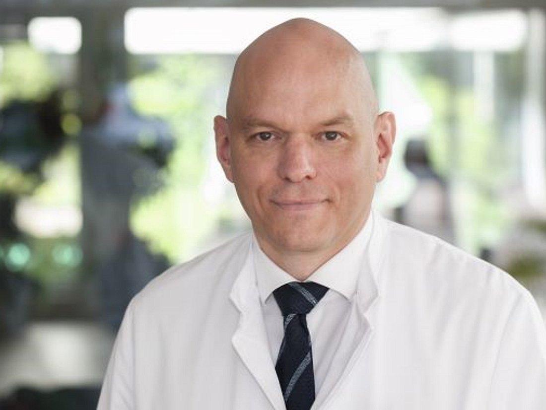 Prof. Dr. Christian Taube.