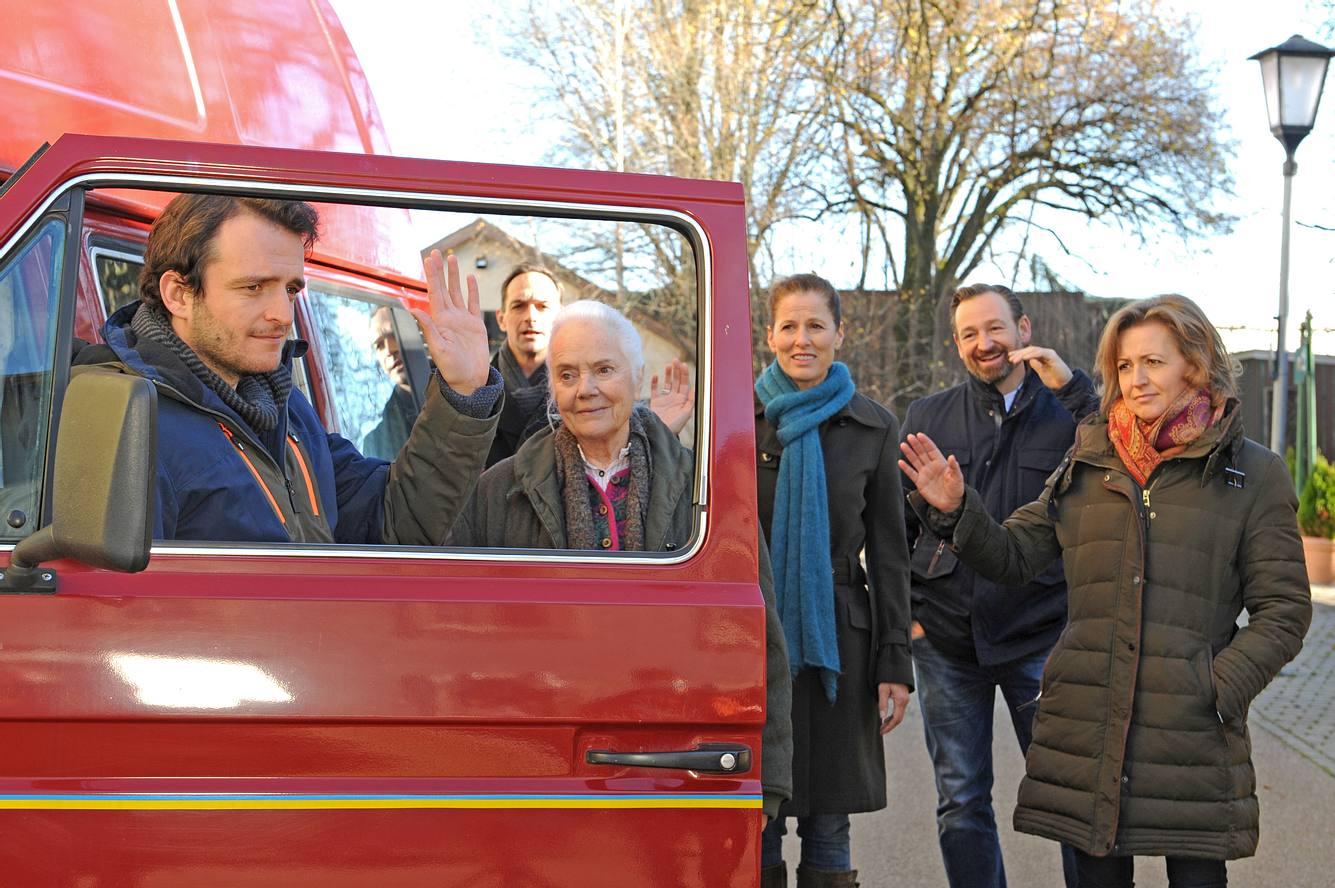 'Dahoam is Dahoam'-Liebling Florian Brunner verlässt Lansing.