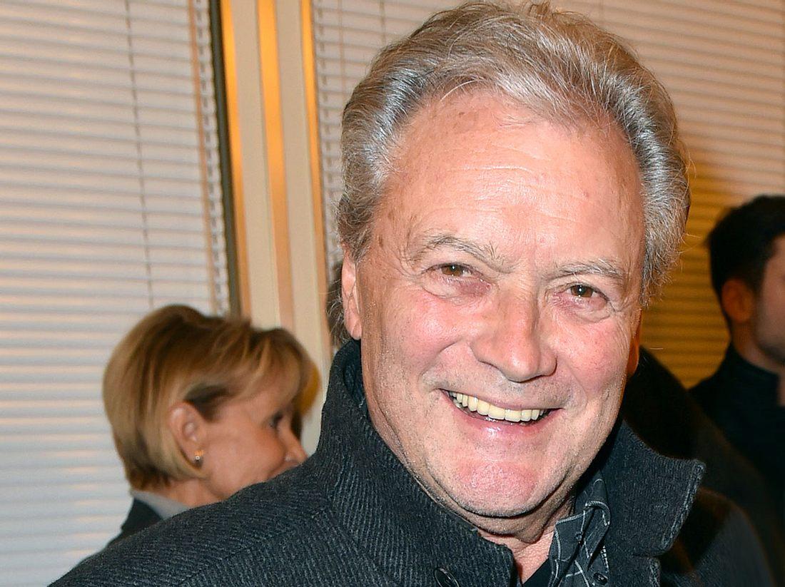 Hans-Jürgen Bäumler übernimmt eine Rolle in Dahoam is Dahoam.
