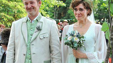 So wird Fannys & Gregors Hochzeit