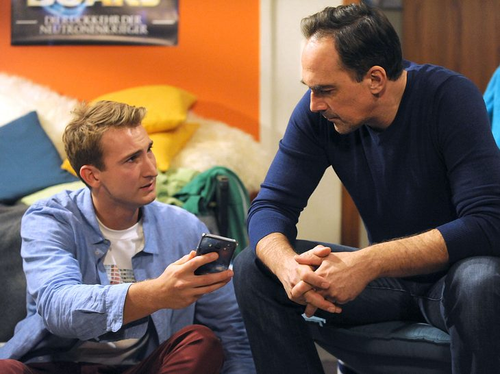 Christian Preissinger wird bei Dahoam is Dahoam ab jetzt von Jonathan Gertis gespielt.
