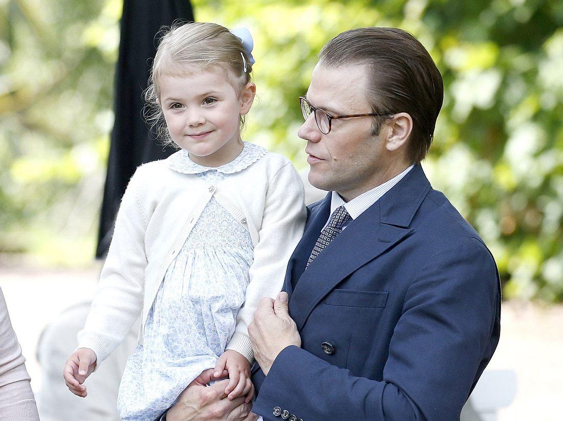 Prinz Daniel: Estelle ist mein ganzes Glück