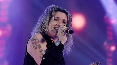 Daniela Alfinito ist eine der erfolgreichsten Schlagersängerinnen Deutschlands. - Foto: imago / Eibner