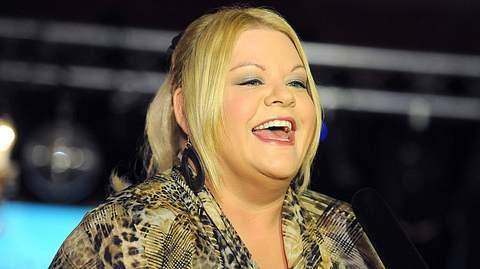 TV-Moderatorin und Allroundtalent Tine Wittler. - Foto: IMAGO / VIADATA