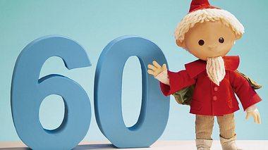 Das Sandmännchen wird 60