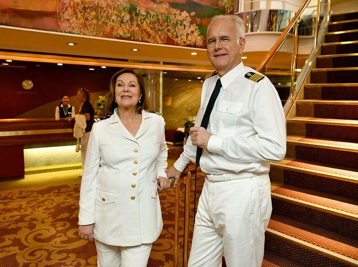 Heide Keller nimmt Abschied vom Traumschiff