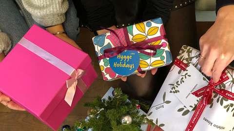 Wir wünschen uns in diesem Jahr zu Weihnachten nur schöne Geschenke