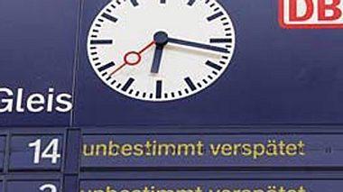 Verspätung der Bahn: Ihre Rechte