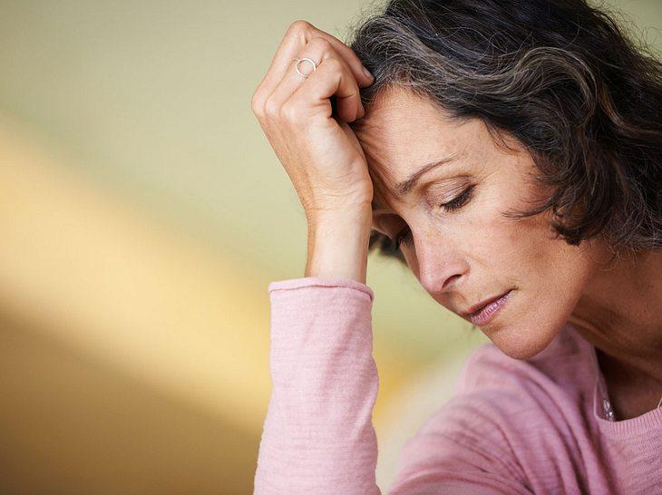 Depression in den Wechseljahren: Das können Sie dagegen tun