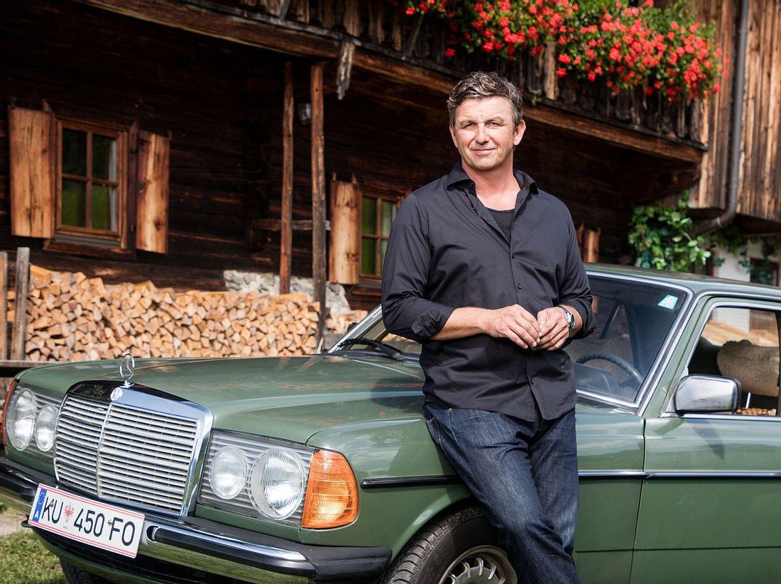 Hans Sigl als Dr. Martin Gruber in 'Der Bergdoktor'.