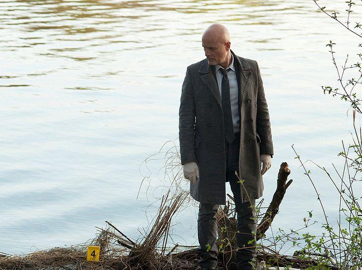 Christian Berkel als Hauptkommissar  Bruno Schumann in 'Der Kriminalist'.