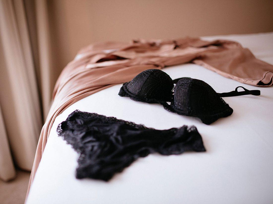 Reizwäsche für reife Frauen.