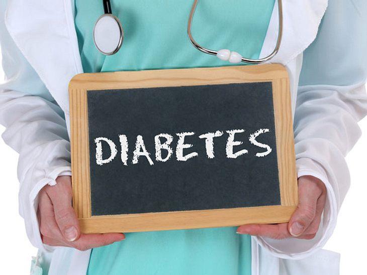 Die Anzeichen und Ursachen von Diabetes.