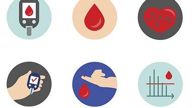 Diabetes: Diese Folge- Erkrankungen gibt es