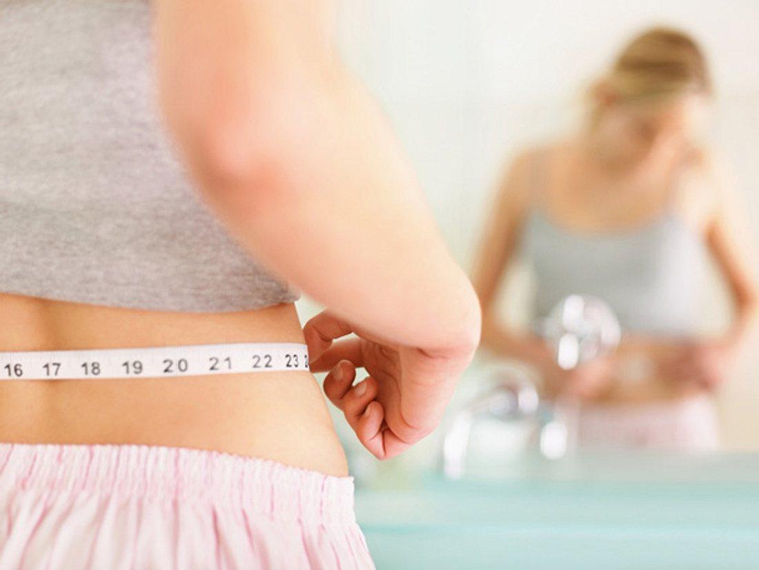 Gesund abnehmen für Diabetiker.