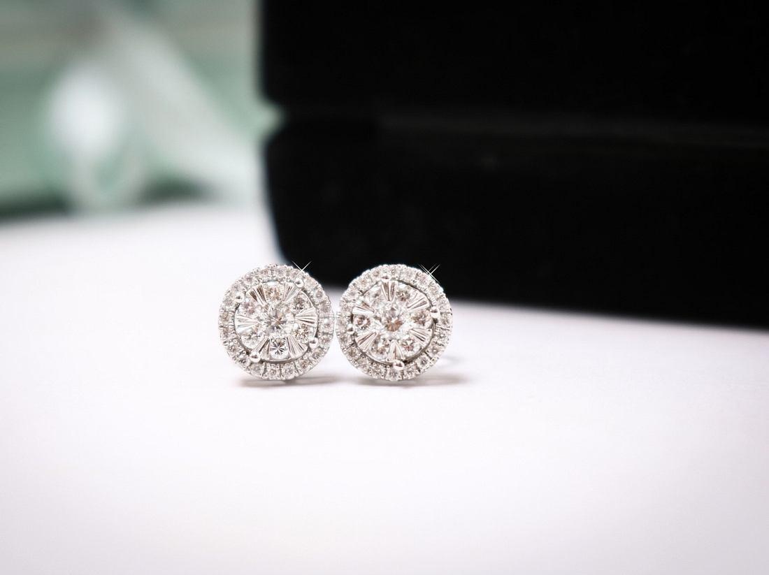 Die besten Alternativen zu Diamantohrringen