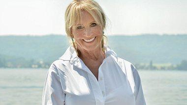Diana Körner hat das Lächeln nie verlernt.  - Foto: ARD / SWR  /Patrick Pfeiffer